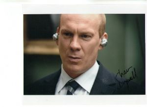 Shaun Dingwell Signed 10 x 8 Photograph
